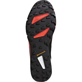 adidas TERREX Agravic Speed Shoes Men Core Black/Ftwr White/Hi-Res Red